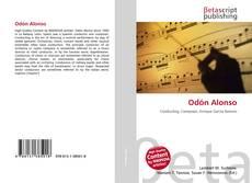 Обложка Odón Alonso