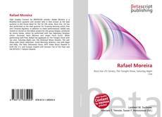 Capa do livro de Rafael Moreira