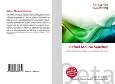 Bookcover of Rafael Molina Sánchez
