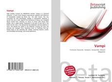 Bookcover of Vampi