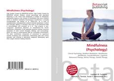 Bookcover of Mindfulness (Psychology)