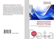 Portada del libro de Rational Emotive Behavior Therapy
