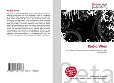 Bookcover of Radio Wien