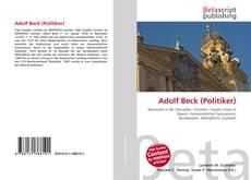 Borítókép a  Adolf Beck (Politiker) - hoz