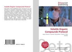 Copertina di Volatile Organic Compounds Protocol