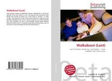 Portada del libro de Walkabout (Lost)