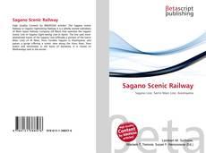 Capa do livro de Sagano Scenic Railway
