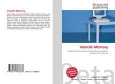 Buchcover von Volatile Memory
