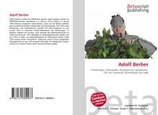Обложка Adolf Berber