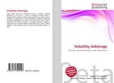 Buchcover von Volatility Arbitrage