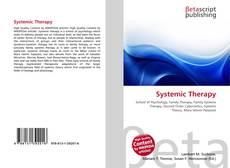 Borítókép a  Systemic Therapy - hoz