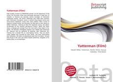 Bookcover of Yatterman (Film)