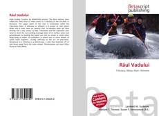 Bookcover of Râul Vadului