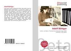Bookcover of Adolf Böttger