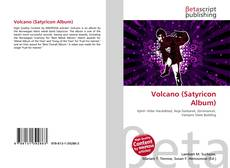 Обложка Volcano (Satyricon Album)