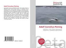 Buchcover von Adolf Cornelius Piening