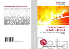 Quality Chemical Industries Limited的封面