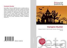 Bookcover of Vampire Hunter