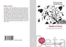 Capa do livro de Radio in Paris