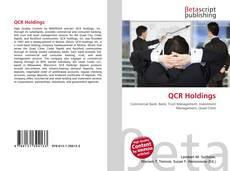 Portada del libro de QCR Holdings
