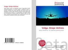 Capa do livro de Volga- Dnepr Airlines