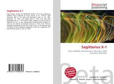 Bookcover of Sagittarius X-1