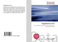 Portada del libro de Sagittarius X-5
