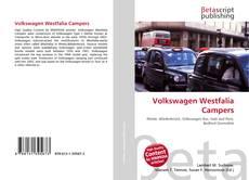 Bookcover of Volkswagen Westfalia Campers