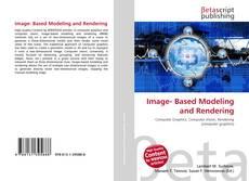 Portada del libro de Image- Based Modeling and Rendering