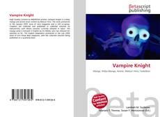 Bookcover of Vampire Knight