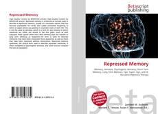 Buchcover von Repressed Memory