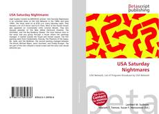 Bookcover of USA Saturday Nightmares