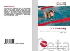 Capa do livro de USA Swimming