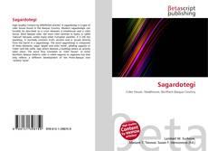 Bookcover of Sagardotegi