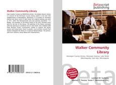 Buchcover von Walker Community Library