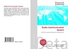 Обложка Radio Communication System