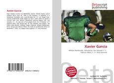 Bookcover of Xavier García