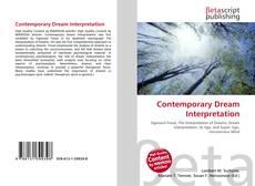Обложка Contemporary Dream Interpretation