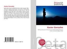 Buchcover von Xavier Gonzalez