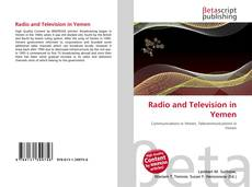 Bookcover of Radio and Television in Yemen