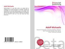 Bookcover of Adolf Michaelis