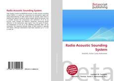 Обложка Radio Acoustic Sounding System