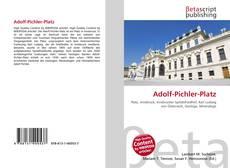 Couverture de Adolf-Pichler-Platz