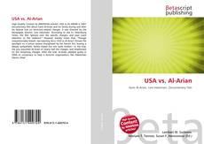 Bookcover of USA vs. Al-Arian