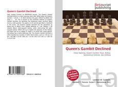 Portada del libro de Queen's Gambit Declined