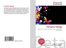 Bookcover of Vampire Village