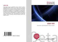 Bookcover of USA-165