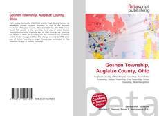 Goshen Township, Auglaize County, Ohio的封面
