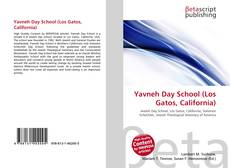 Portada del libro de Yavneh Day School (Los Gatos, California)
