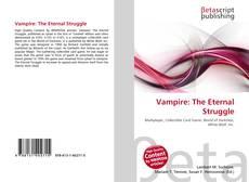 Обложка Vampire: The Eternal Struggle
